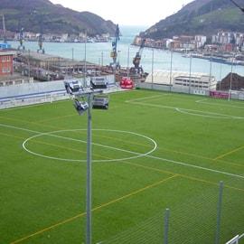 Campo de fútbol de Don Bosco